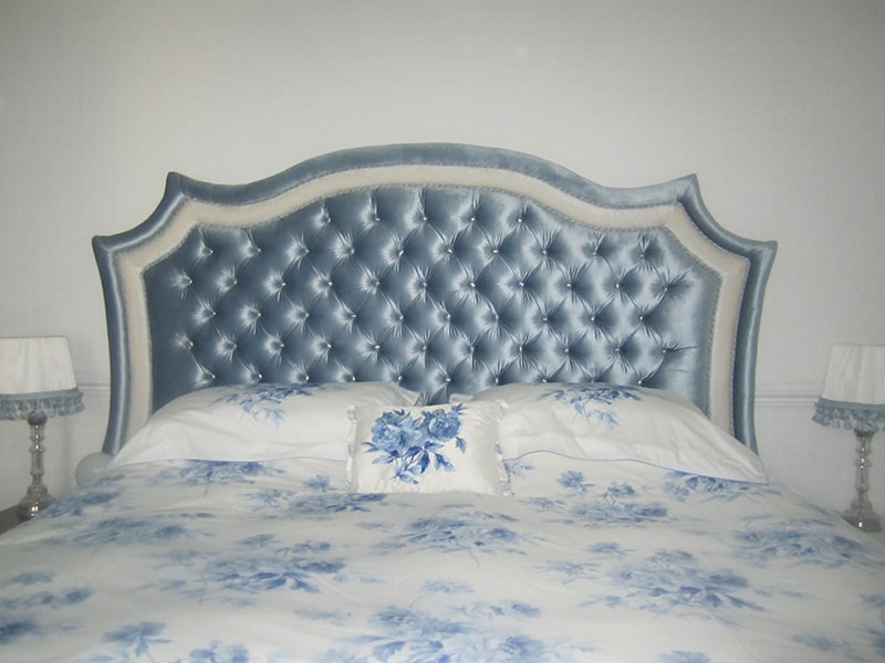 Newlook Upholstery - headboards service Cardiff, Caerphilly and Swansea